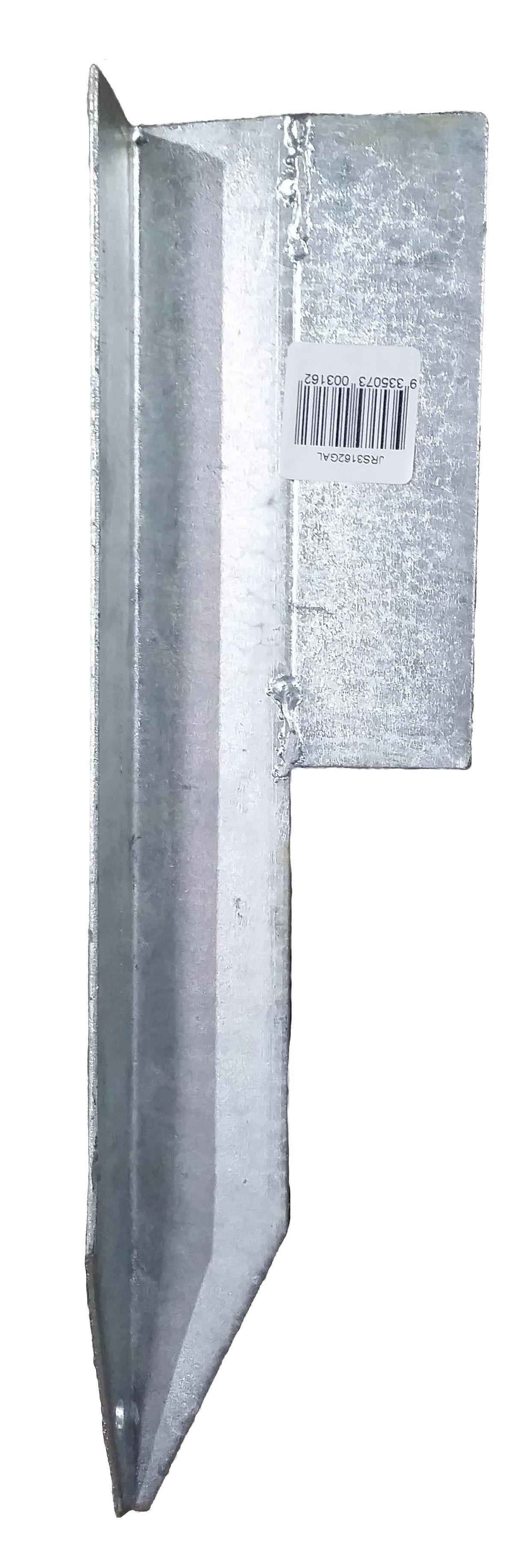 STEEL CORNER L50x400 L/H GALV
