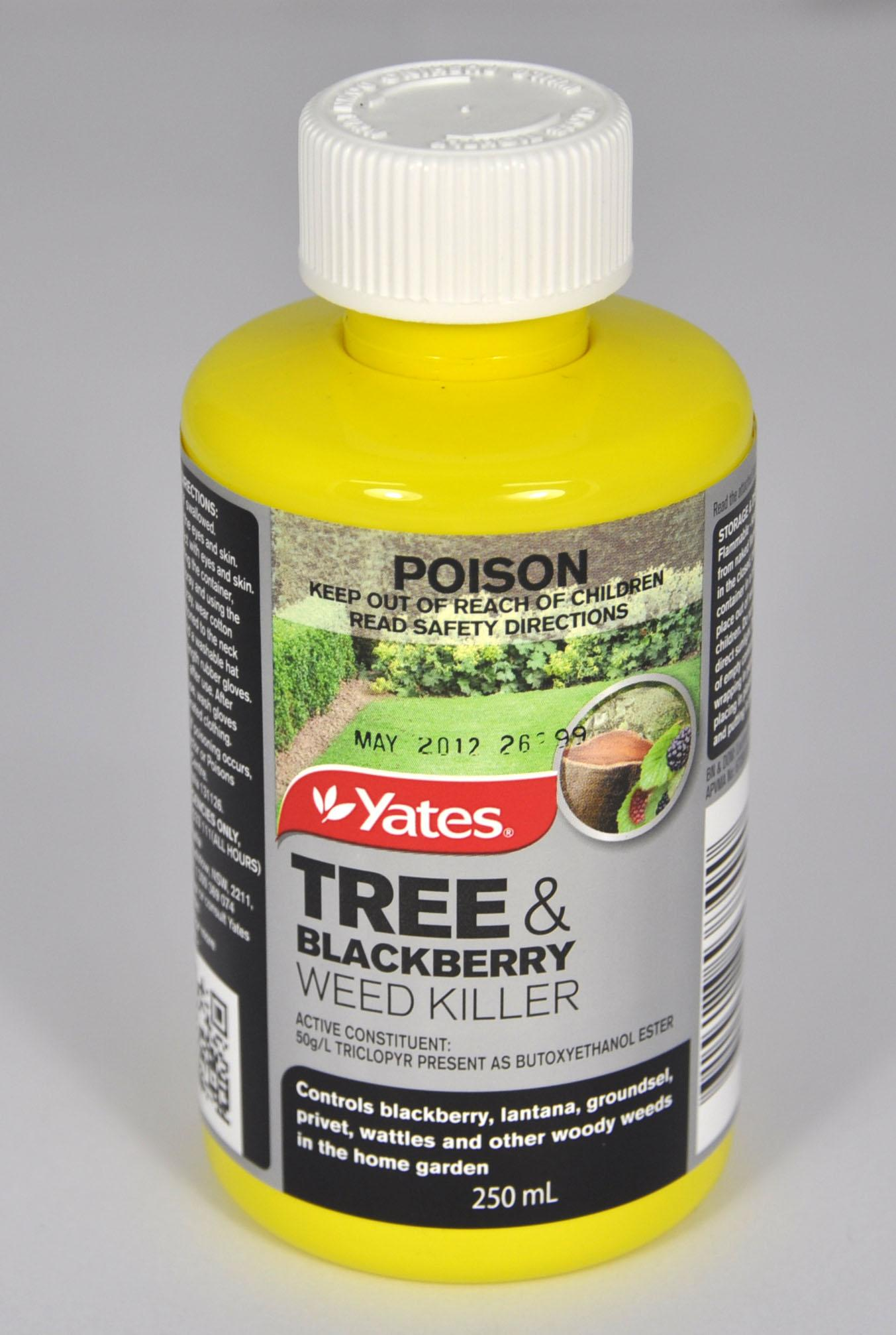 Tree And Blackberry Kill 250ml Garden Products Tree And