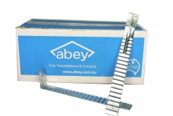 FRAME TIES GALV 230 X 0.8MM ABEY(150)