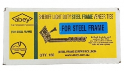 ABEY STEEL FIX SHERIFF TIE (Steel Frame