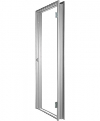 B114 LH 2055 X 774 3 HINGE Door Frame