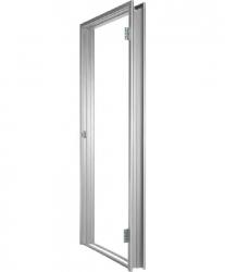 B114 LH 2055 X 874 3 HINGES Door Frame