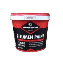 BITUMEN PAINT (WB) 4 Ltr (RED)