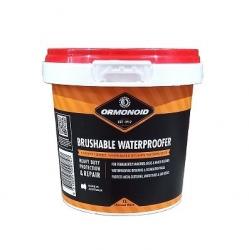 BRUSHABLE WATERPROOFER 1Ltr (ORANGE)