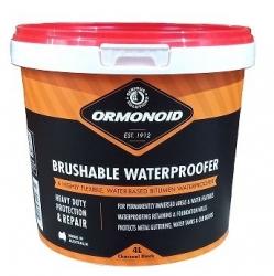 BRUSHABLE WATERPROOFER 4Lt (WB)(ORANGE)