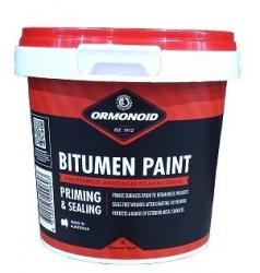 BITUMEN PAINT (WB) 1 Ltr (RED)