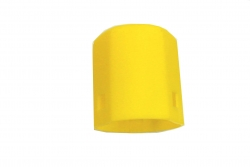 BAR GUARD (100) YELLOW-ROUND