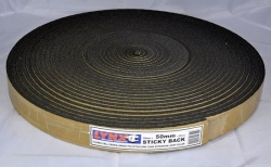 STICKY BACK 50mmx25m FLEXI-JOINT LYNX