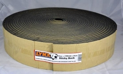 STICKY BACK 125mmx25m FLEXI-JOINT