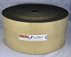 **STICKY BACK 250mmx25m FLEXI-JOINT LYNX