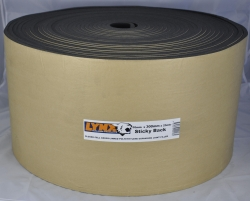 STICKY BACK 300mmx25m FLEXI-JOINT LYNX
