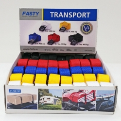 FASTY STRAP DISPLAY CARTON (40)
