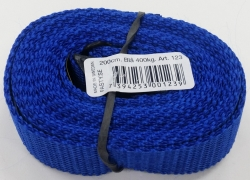 FASTY STRAP 2.0m x 25mm BLUE (10)
