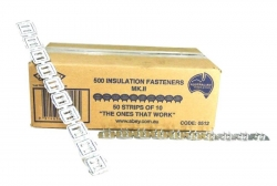 ABEY FOIL FASTENER (500) Box Code 0512