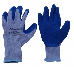 GLOVE SUPER GRIP LATEX GLOVE SIZE 9 (12
