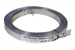 25MM X 30M GAUGE 0.6MM LIGHT METALSTRAP