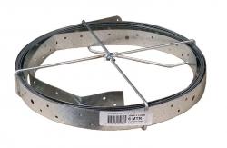 30mm X 6m GAUGE .8mm HEAVY HOOP IRON