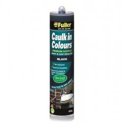 CAULK IN COLOUR BLACK 450g