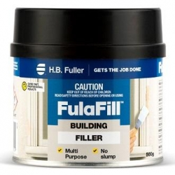 500gm BUILDING FILLER FULLERS