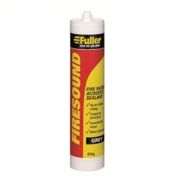 FIRESOUND ACOUSTIC SEALANT GREY 450g