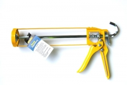 CAULKING GUN EASY SQUEEZE YELLOW