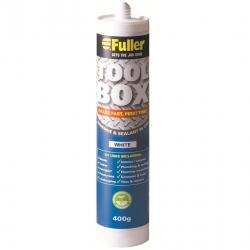 TOOLBOX ADH/SEALANT 400g WHITE