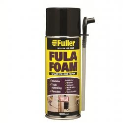 FULAFOAM (EXPANDING FOAM FILLER) 300ML