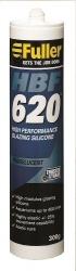 **620HI PERF GLAZING SILICON -TRANS 300G