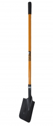 POST HOLE SHOVEL LYNX F/G HANDLE