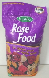 2.5KG ROSE FOOD BRUNNINGS