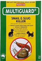 1KG SNAIL & SLUG KILLER MULTIGUARD