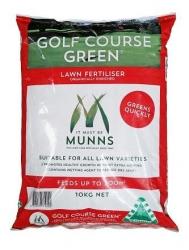 10KG GOLF COURSE GREEN MUNNS (55237)