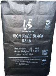***TRUSTCOLOR BLACK OXIDE 25kg (8318)