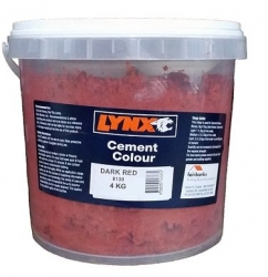 TRUE RED OXIDE 4kg (8130)