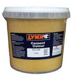 YELLOW OXIDE 2kg (8313)