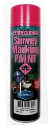 #SURVEY PAINT BRILLIANT PINK 350gm