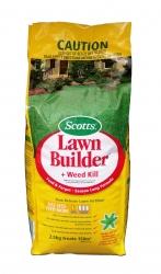 SCOTTS LWN BUILD&WEED KILL 2.5kg108340