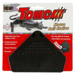 **TOMCAT MOUSE BAIT STATION (CR)