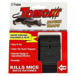 **TOMCAT MOUSE SNAP TRAP 2pkt