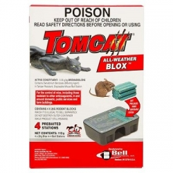**TOMCAT PRE-PACK STATION (4 PACK)