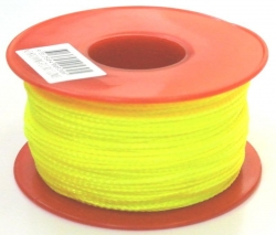 NO.12X 100M - FLURO STRING LINE LIME(10)