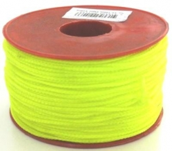 NO 8 X 100m FLURO STRING LINE(LIME)(10)