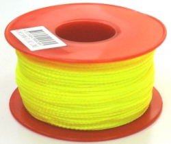 NO 8 X 50M FLURO STRING LINE (LIME)(10)