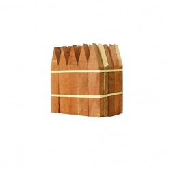 600MM 24 (PER 25) PEGS WOODEN