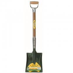 CYCLONE SQ MOUTH O SIZE GDH SHOVEL