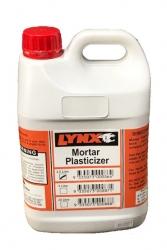 2.5LTR MORTAR PLASTICIZER LYNX