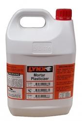 5LTR MORTAR PLASTICIZER LYNX