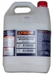 5LTR WATERPROOFER W AMMONIA LYNX
