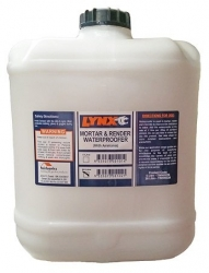 20LTR WATERPROOFER W AMMONIA LYNX