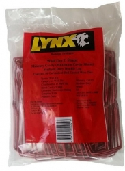 90MM U SHAPE CAVITY (10 BAGS OF 50) MD
